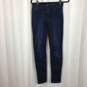 7 For All Mankind Slim Cigarette Jeans Sz.26